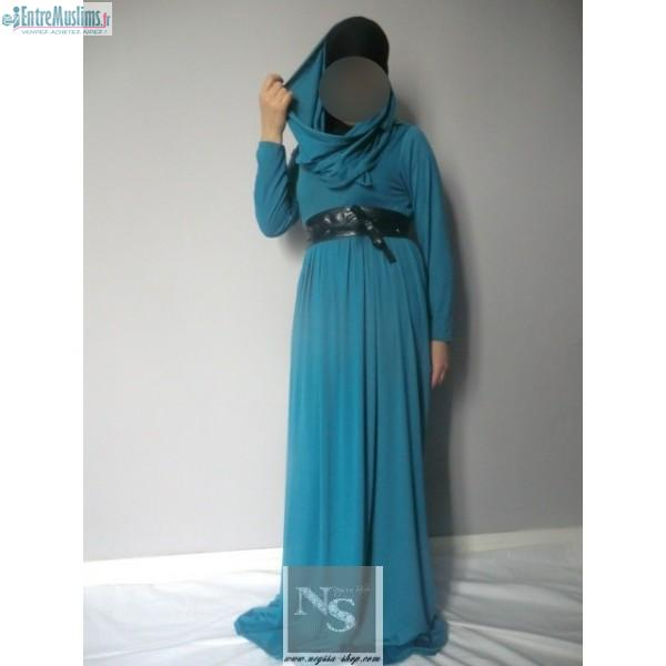 robes longues tres longues taille unique ou grandes tailles. Black Bedroom Furniture Sets. Home Design Ideas
