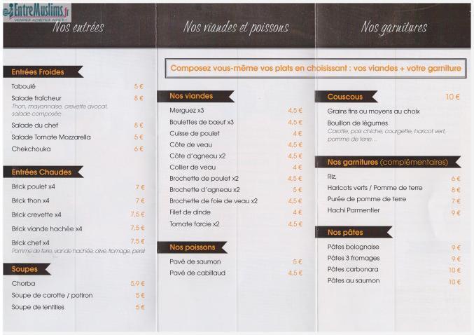 nouveau nanterre 92 livraison de couscous domicile maman couscous. Black Bedroom Furniture Sets. Home Design Ideas