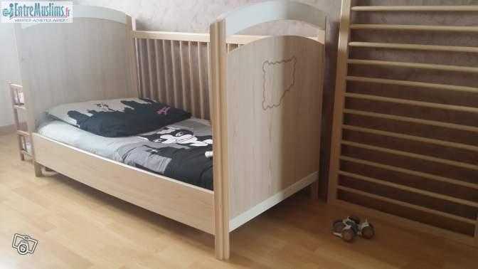belle chambre enfant ptit biscuit. Black Bedroom Furniture Sets. Home Design Ideas