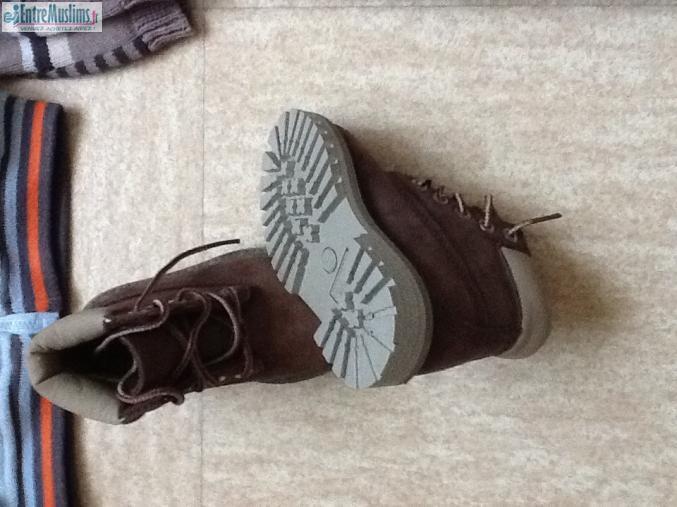 92d6b604e312d Gros lots vêtements bébé garçons chaussur... Annonce déposée par SS le  06 07 15