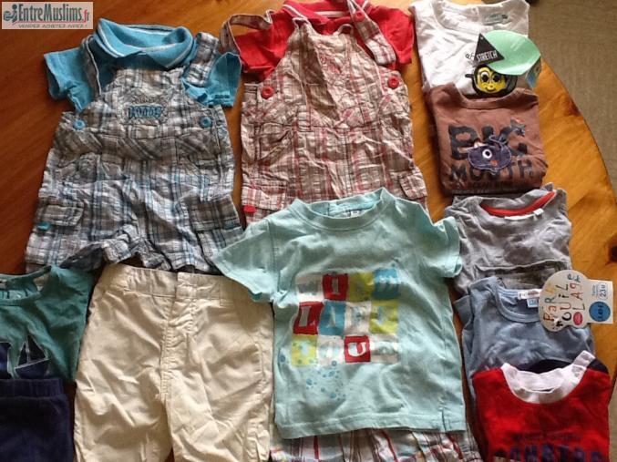 489d1c74d7404 Gros lots vêtements bébé garçons chaussures Timberland neuves ...