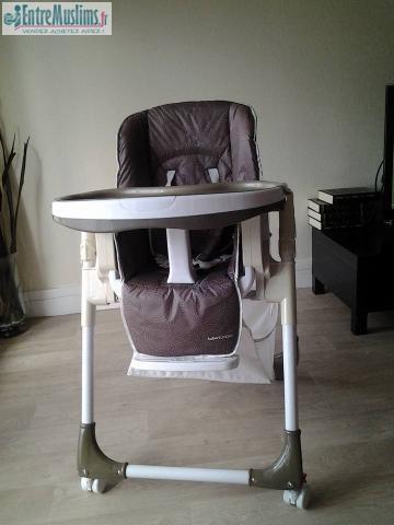 Chaise Haute AUBERT