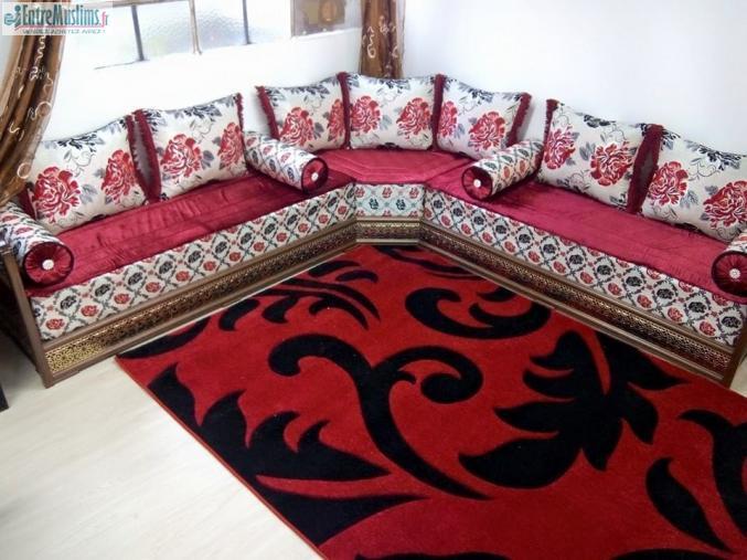 Salon Marocain sur mesure - EntreMuslims.fr