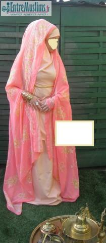 vente jilbab de mariage - Jilbeb Mariage