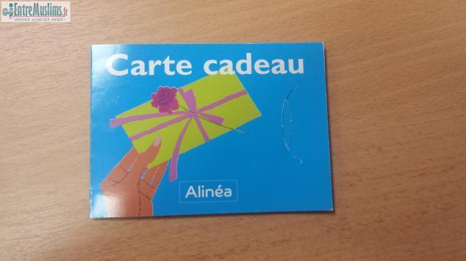 Carte Cadeau Alinea Entremuslims Fr