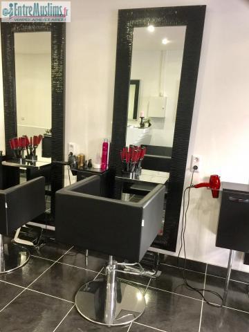Location fauteuil salon de coiffure exclusivement femme - Location de fauteuil en salon de coiffure ...