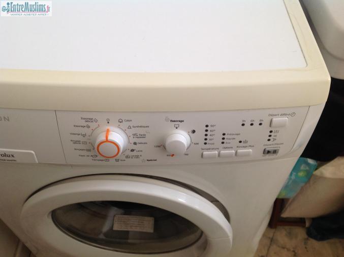 machine a laver le linge electrolux 6kg. Black Bedroom Furniture Sets. Home Design Ideas