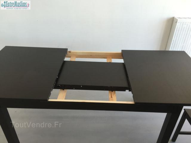 Don table rallonge ikea 6 8 personnes - Ikea table a rallonge ...