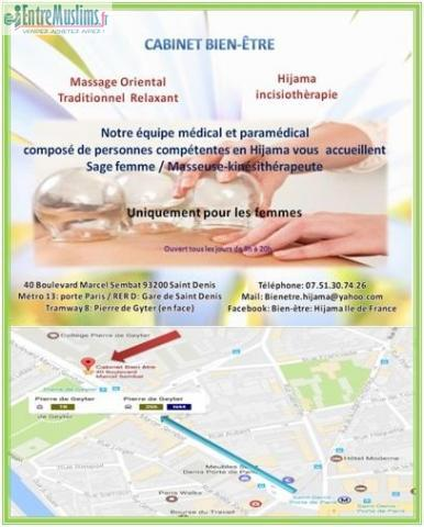 Cabinet bien tre hijama - Cabinet medical paris 13 ...