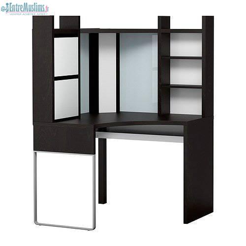 bureau d angle ikea. Black Bedroom Furniture Sets. Home Design Ideas