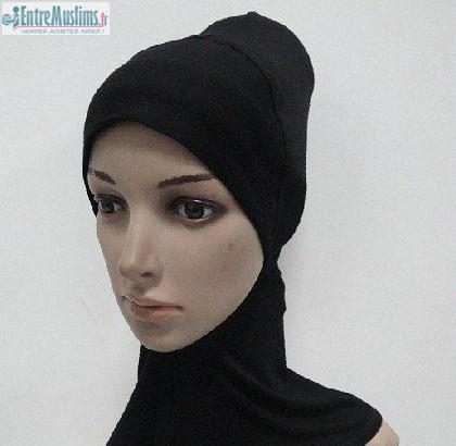 Hijab,cagoule bonnet voile islamique neuf