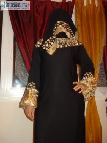 abaya de luxe de dubai. Black Bedroom Furniture Sets. Home Design Ideas