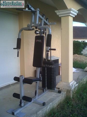 Banc De Musculation Energetics Multi Gym 700