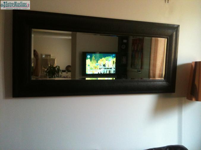Miroir maison du monde et bougeoir for Garage ad moissy cramayel